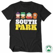 South Park Organic T-Shirt, 100% Organic T-Shirt