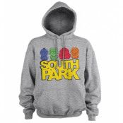 South Park Sketched Hoodie, Hooded Pullover