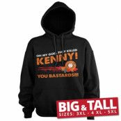 South Park - The Killed Kenny Big & Tall Hoodie, Big & Tall Hooded Pullover