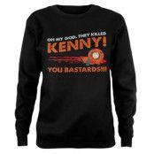 South Park - The Killed Kenny Girly Sweatshirt, Sweatshirt