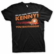 South Park - The Killed Kenny T-Shirt, Basic Tee