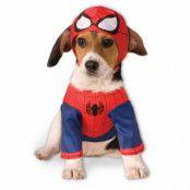 Hunddräkt, Spider-man-S