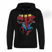 Marvel Comics - The Amazing Spiderman Epic Hoodie, Epic Hooded Pullover