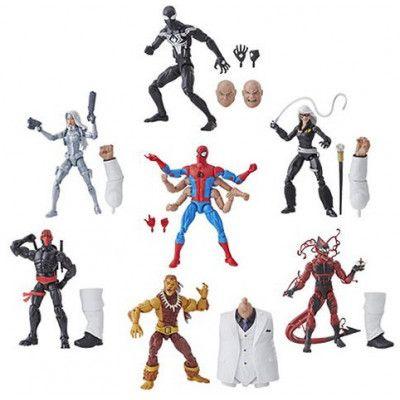 Marvel Legends Amazing Spider-Man Wave 11