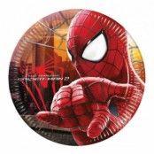 Papptallrik Spiderman 2