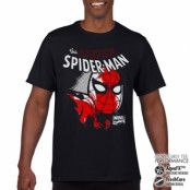 Spider-Man Close Up Performance Mens Tee, CORE PERFORMANCE MENS TEE