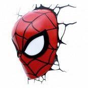 Spider Man Vägglampa