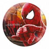 Spiderman Assietter - 8-pack