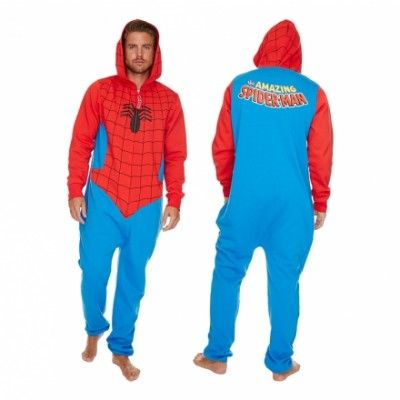 Spiderman Jumpsuit
