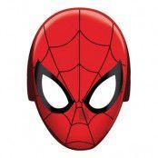 Spiderman Pappmasker - 8-pack
