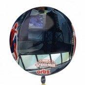 Spindelmannen Orbz folieballong