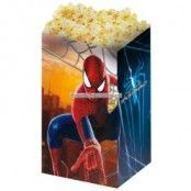 Spindelmannen popcornhinkar - 4 st