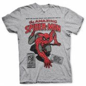 Spider-Man Comic Book T-Shirt, Basic Tee