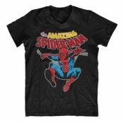 The Amazing Spiderman V-Neck T-Shirt, V-Neck T-Shirt