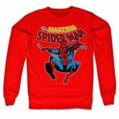 The Amazing Spiderman Sweatshirt, Sweatshirt