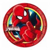 Ultimate Spiderman Assietter