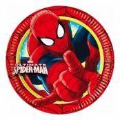 Ultimate Spiderman Tallrikar