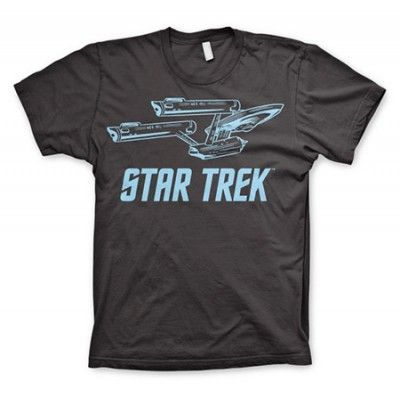 Star Trek / Enterprise Ship T-Shirt, Basic Tee