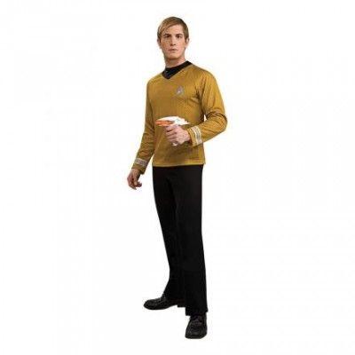 Star Trek Captain Kirk Deluxe Tröja - Small