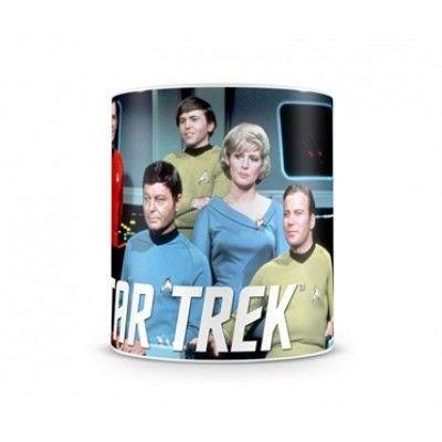Star Trek Group Coffee Mug, Coffee Mug