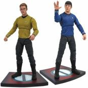 Star Trek Into Darkness Select - Kirk and Spock 2-pack