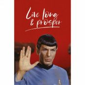 Star Trek, Maxi Poster - Live Long and Prosper