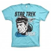 Star Trek & Spock T-Shirt, Basic Tee