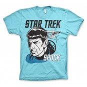 Star Trek & Spock T-Shirt, Basic Tee