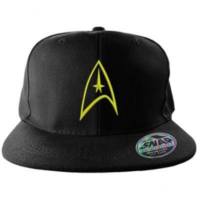Star Trek Starfleet Snapback Cap, Adjustable Snapback Cap