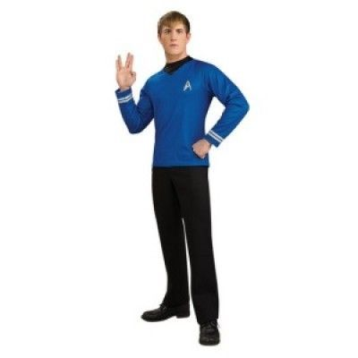 Star Trek tröja blå