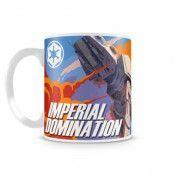 AT-AT - Imperial Domination Coffee Mug, Coffee Mug