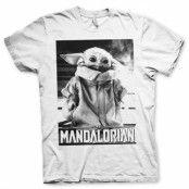 Baby Yoda Photo T-Shirt, Basic Tee
