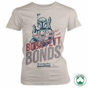 Boba Fett Bonds Organic Girly Tee, Girly Tee