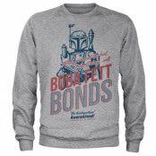 Boba Fett Bonds Sweatshirt, Sweatshirt