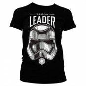 Captain Phasma - Troop Leader Girly Tee, Girly Tee