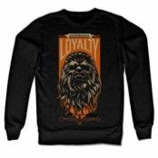 Chewbacca Loyalty Sweatshirt, Sweatshirt