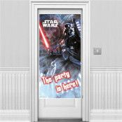 Dörrbanner Star Wars The Party Is Here