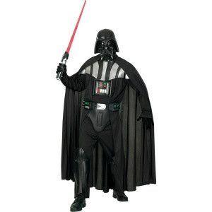 Deluxe Darth Vader dräkt vuxen - Geekbutiken 509ee0bd05484