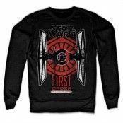First Order Distressed Sweatshirt, Sweatshirt