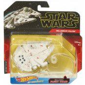 Hot Wheels Star Wars Starships - Millennium Falcon