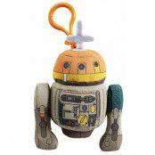 Jazwares SW01594 Star Wars Rebels Mini Plush Figure with Sound