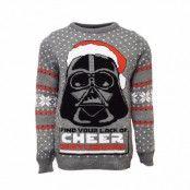 Jultröja Darth Vader Xmas Jumper, LARGE