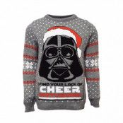 Jultröja Darth Vader Xmas Jumper, MEDIUM