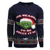 Jultröja Star Wars Yoda, MEDIUM