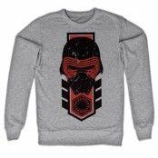 Kylo Ren Distressed Sweatshirt, Sweatshirt
