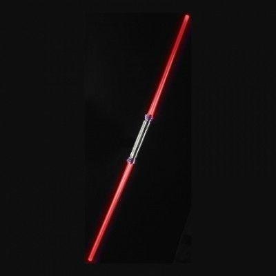 Lightsaber / Lasersvärd med Dubbelblad