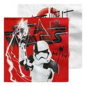 Servetter Star Wars The Last Jedi - 20-pack