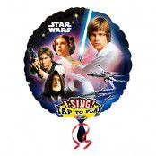 Sing-A-Tune Star Wars Folieballong