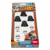Sockerdekorationer Star Wars