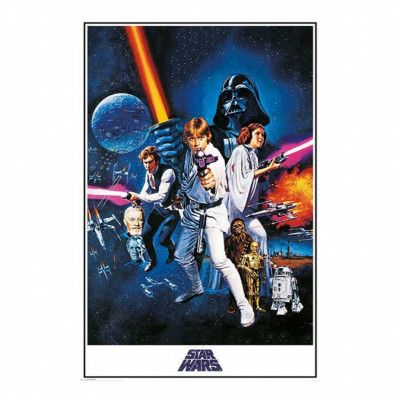 Star Wars, Maxi Poster - A New Hope